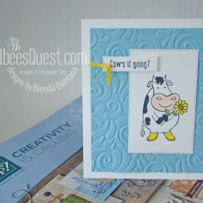 Happy First Day of the Catalog & Over the Moon Card