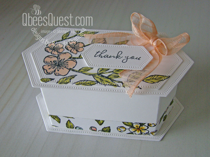 Stitched Nested Labels Dies Box