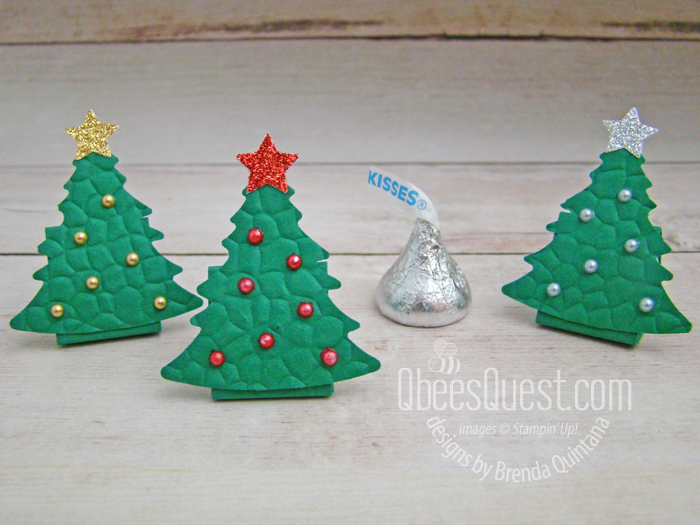 Hershey's Kiss Christmas Tree