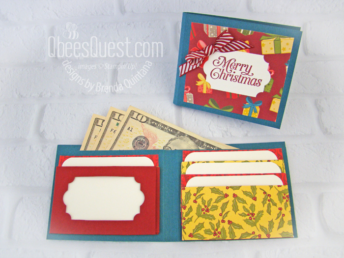 Gift Card Wallet Tutorial