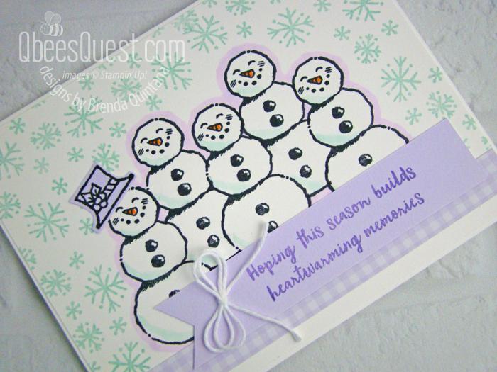 Many Snowmen Card