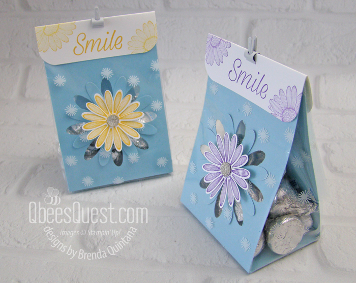 Daisy Treat Bags