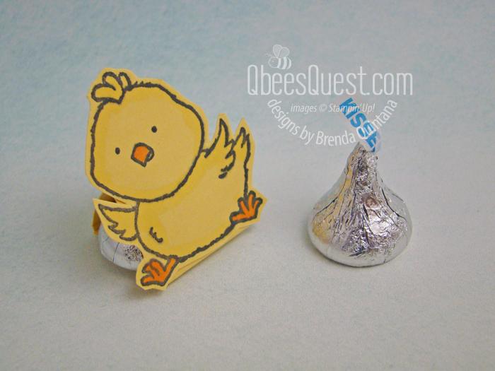 Chick Hershey's Kiss Tent