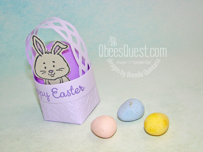 Easter Baskets that hold a Fill-able Easter Egg