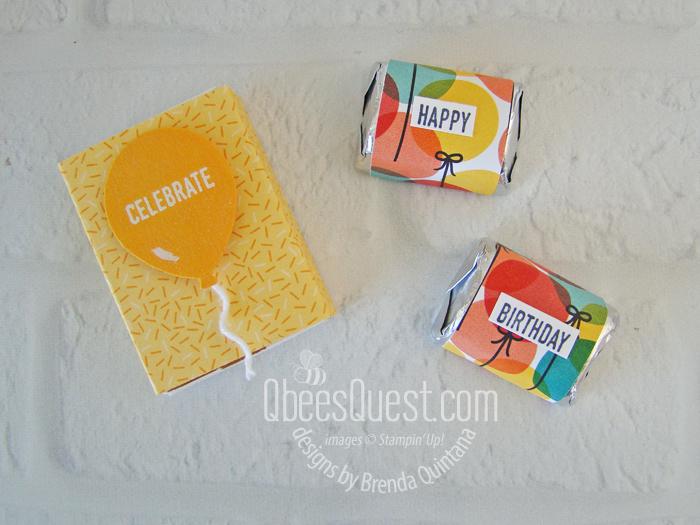 Hershey's Nugget Birthday Box