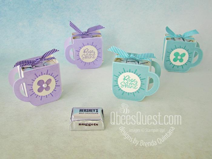 Hershey's Nuggets Mugs