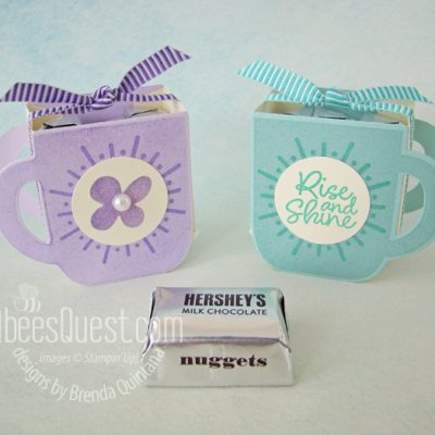 Hershey's Nuggets Mugs