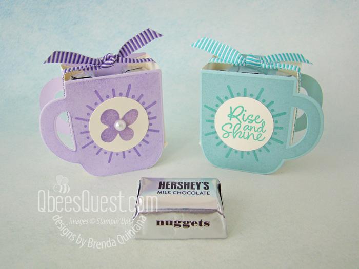Hershey's Nugget Mugs
