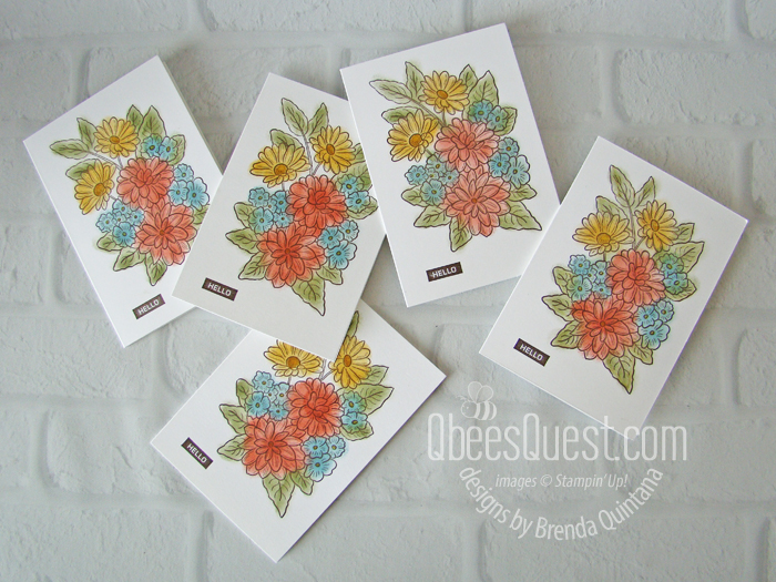 Ornate Style Note Cards