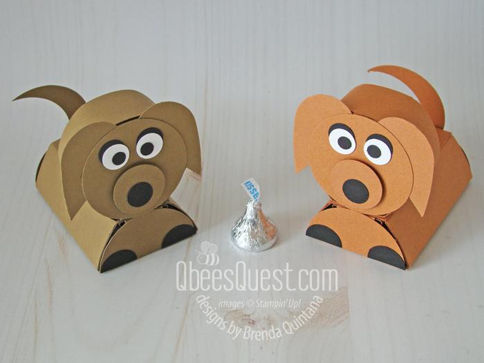 Hershey's Kisses Puppies