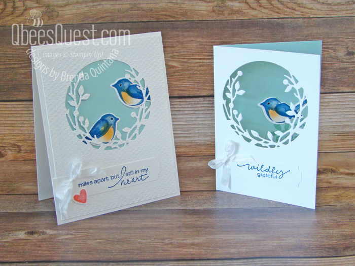 More Birds & Branches Cards