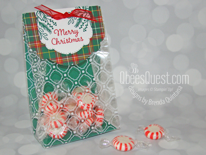 Celebration Tidings Treat Bags for Christmas, Halloween & Thanksgiving