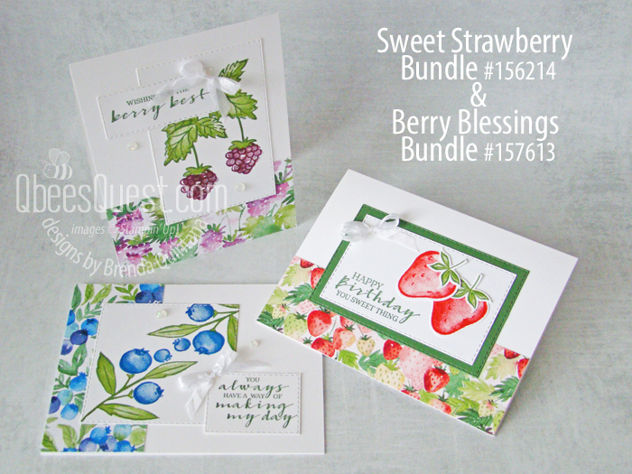 Sale-a-brate with the Berry Blessings Bundle
