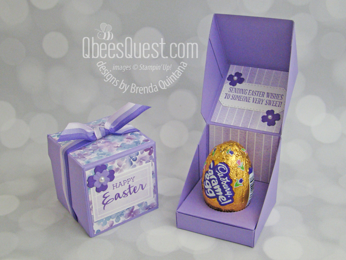Cadbury Easter Egg Box