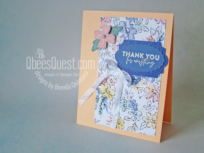 Flowers of Friendship Card
