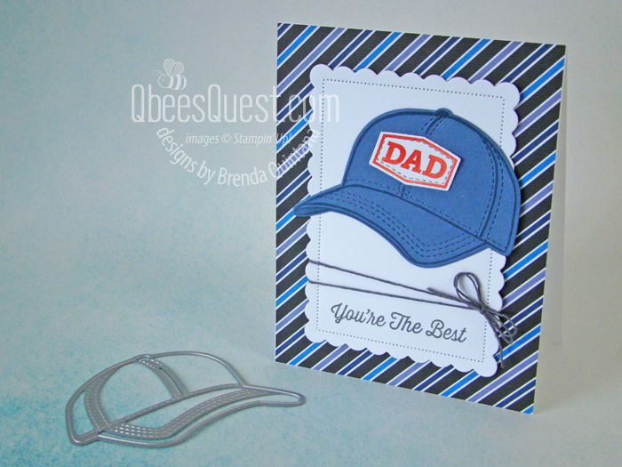 Hats Off Father's Day Card
