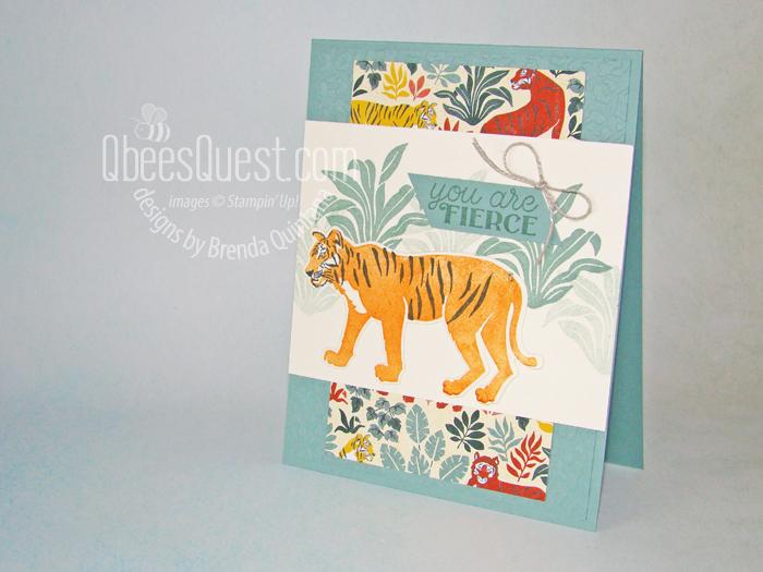 Wild Cats Card