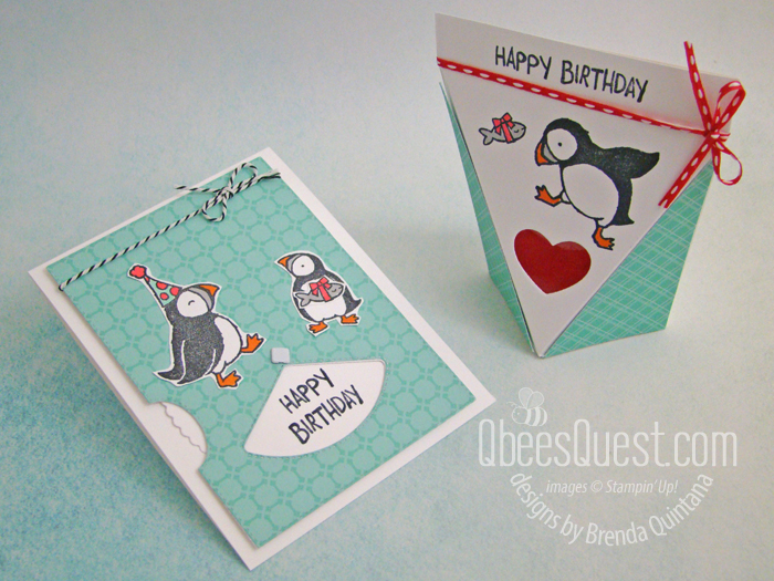 Fun Party Puffins Projects