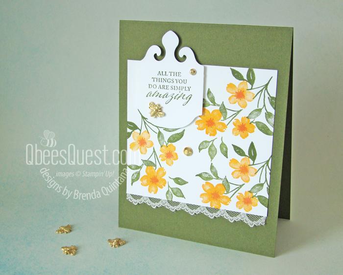 Elegantly Said Card