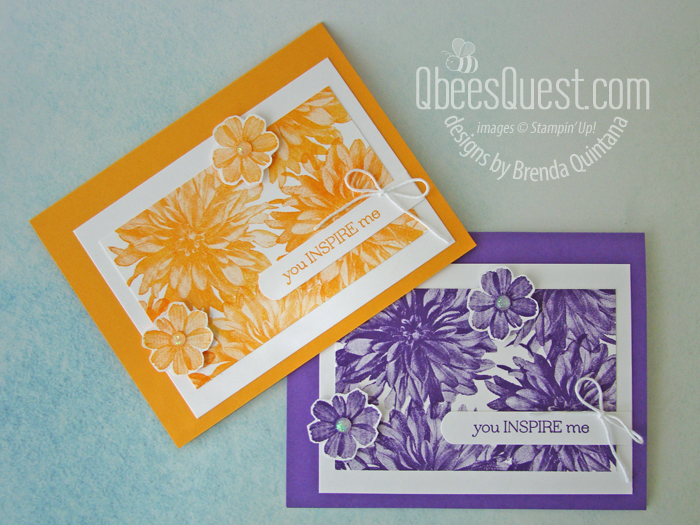 Delicate Dahlias Monochromatic Cards